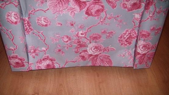 Tapizar un sillon orejero gallery of tapizar un sillon - Chinchetas para tapizar ...