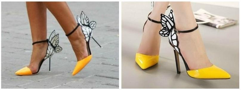 mariposas set